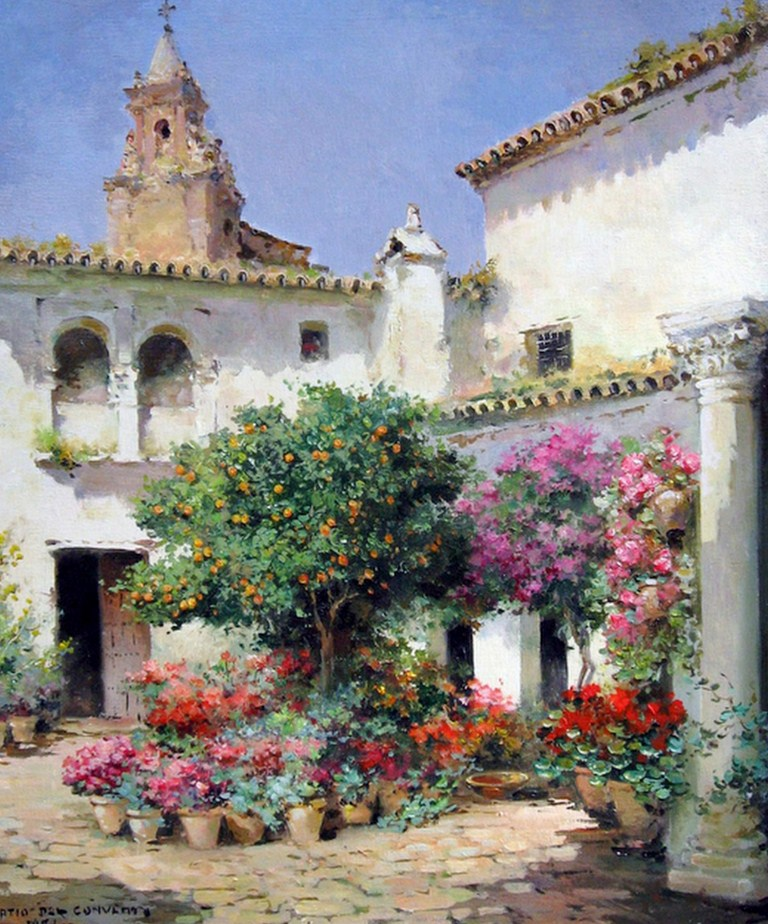 Pintura moderna y fotograf a art stica pinturas famosas for Cuadros mexicanos rusticos