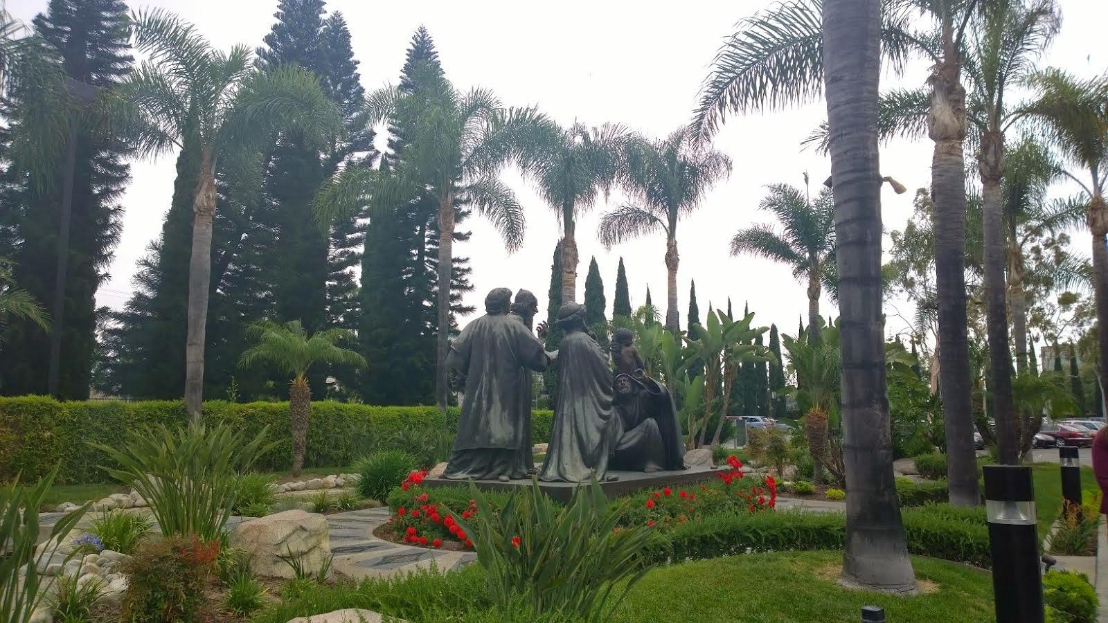 Twins abroad in garden grove ca - Where is garden grove california ...