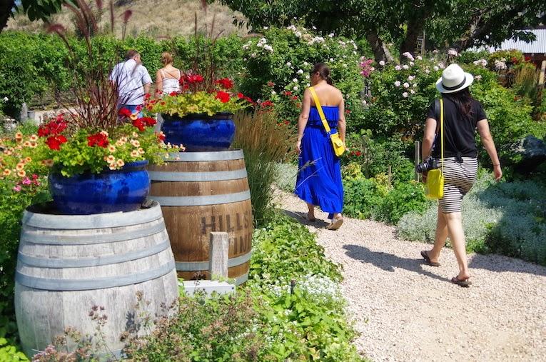 Entry to Hillside Winery- BTBU