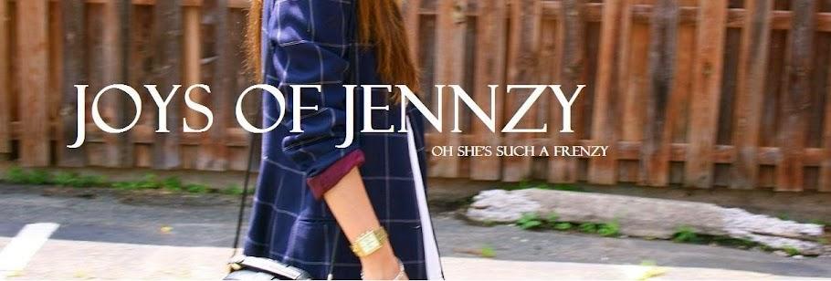 Joys of Jennzy