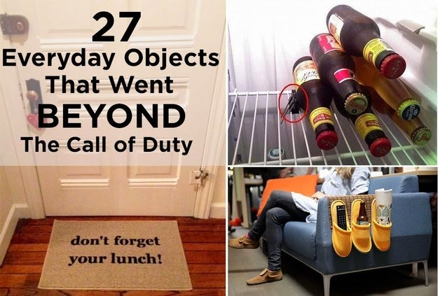27 Everyday Objects That Went Beyond The Call Of Duty