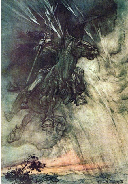 """wotan essay by carl jung We can speak of an archetype 'wotan'"""" –dr carl gustav jung, wotan the carl jung essay on hitler as personification of the wotan archetype."""