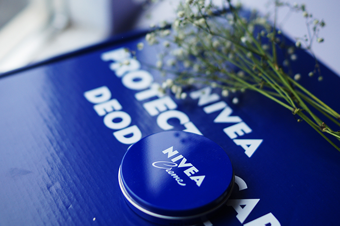 NIVEA Protect & Care Deodorant