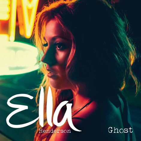 "Ella Henderson ""Ghost"" Single Artwork"