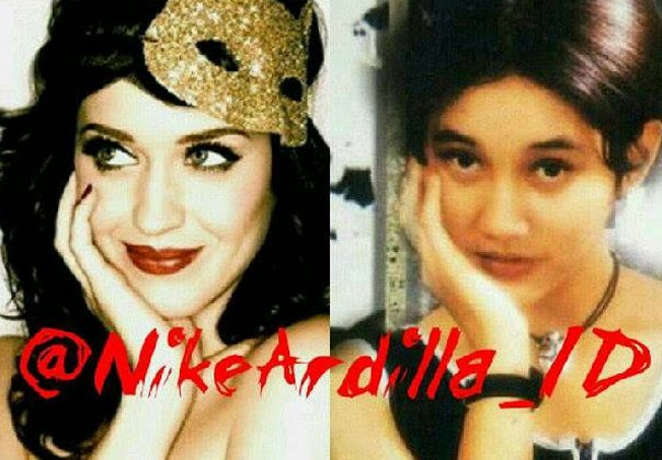 Katy Perry - Dark Horse plagiarized Nike Ardila