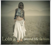 Lola @ second life fashion