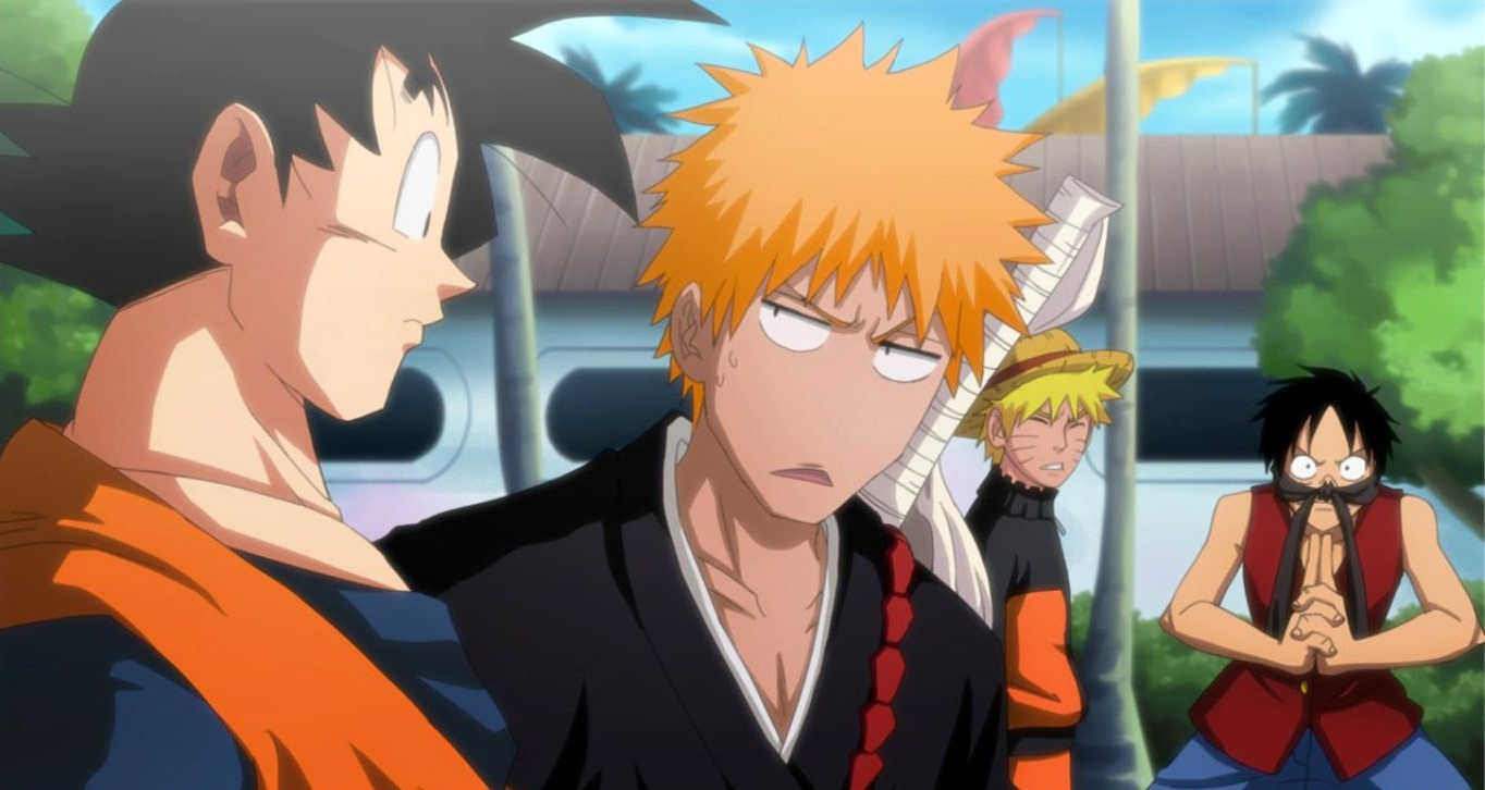 Naruto and Bleach crossover | Anime Forum