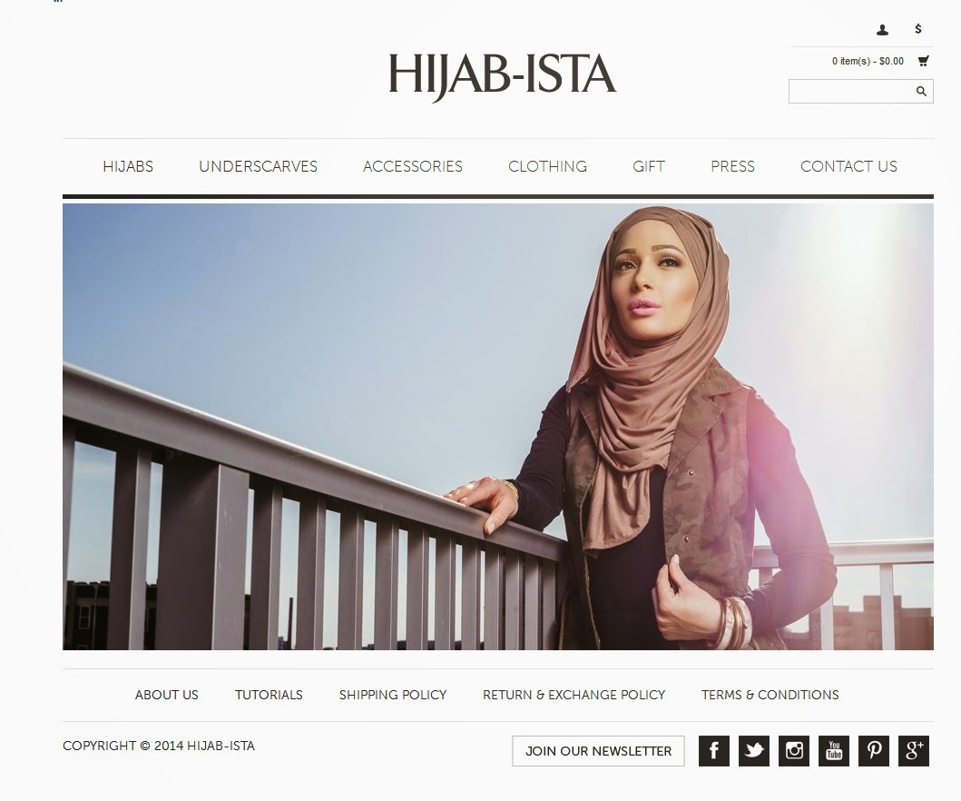 Oozes Couture Hijab-ista