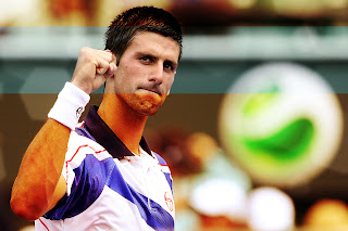 Serbian Champion Tennis Player Novak Djokovic HD Wallpaper