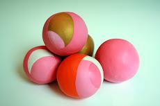 Bälle aus Luftballons