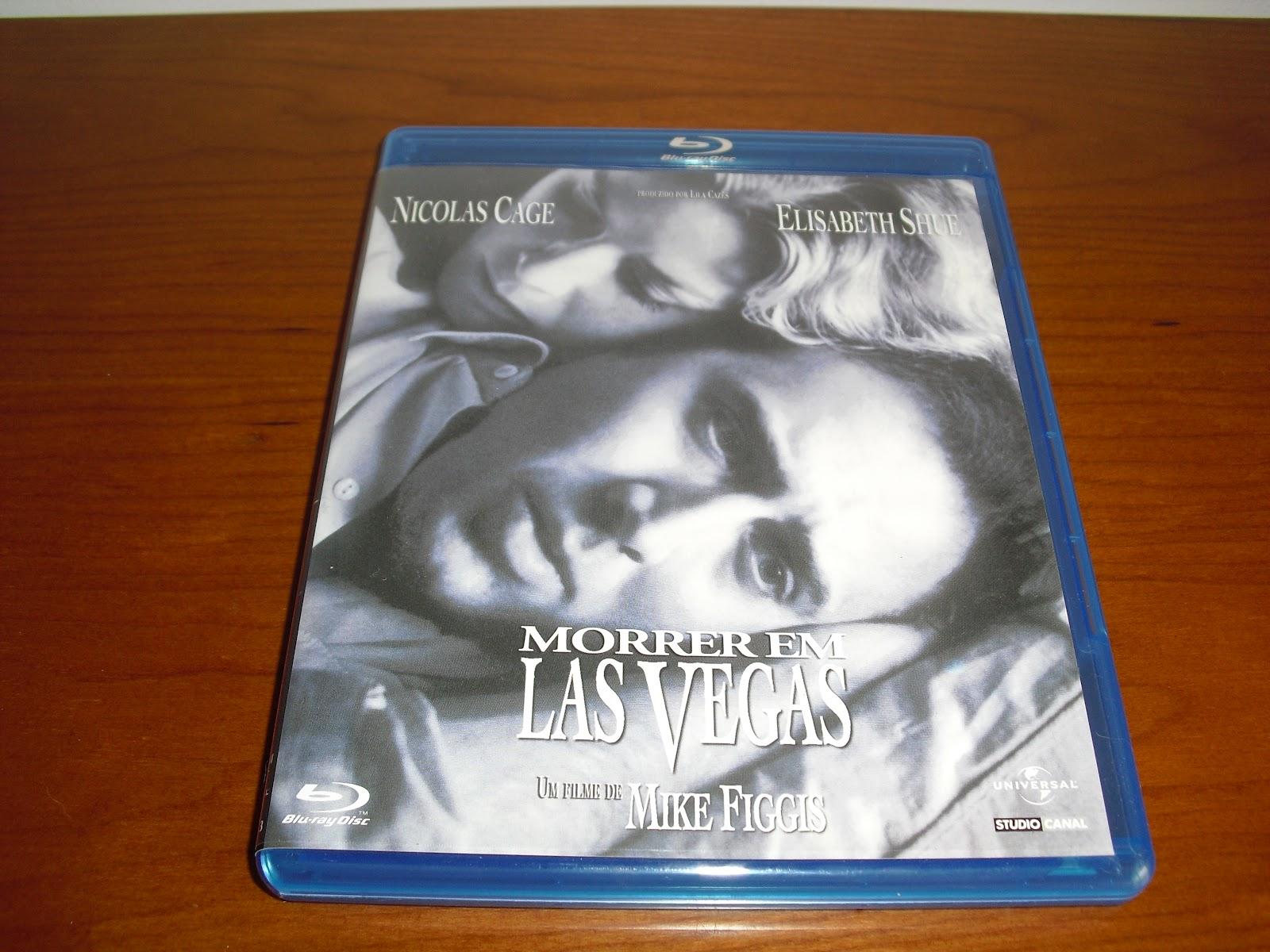 Morrer em Las Vegas Nicolas Cage Leaving Las Vegas / Morrer em