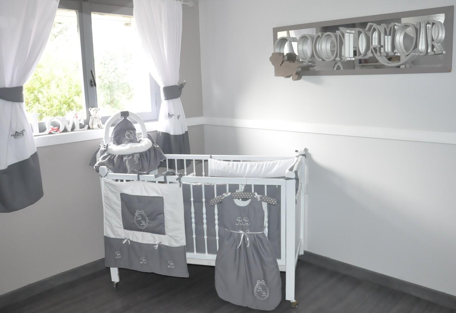 boutique en ligne linge de lit Nouveautés Cocon d'Amour Collection linge de lit de bébé, couffins  boutique en ligne linge de lit