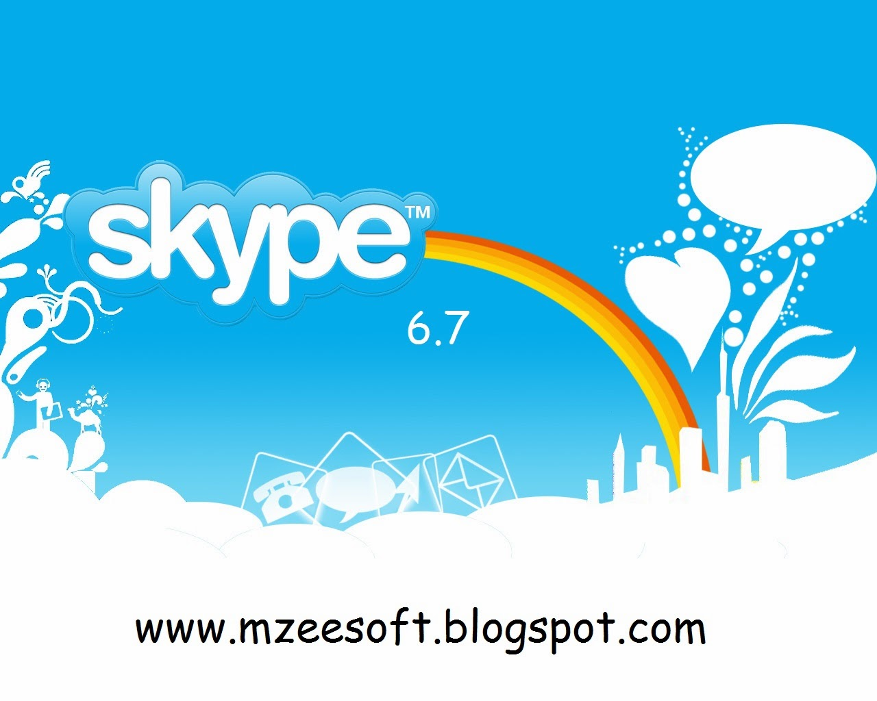 Skype 6.7.0.102 Final Oficial Offline Installer