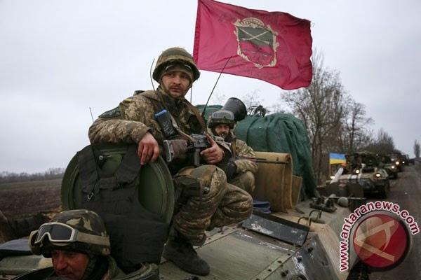 Rusia nilai AS biang kemelut di Ukraina