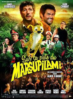 Ver: En busca de un Marsupilami (Sur la piste du Marsupilami) 2012