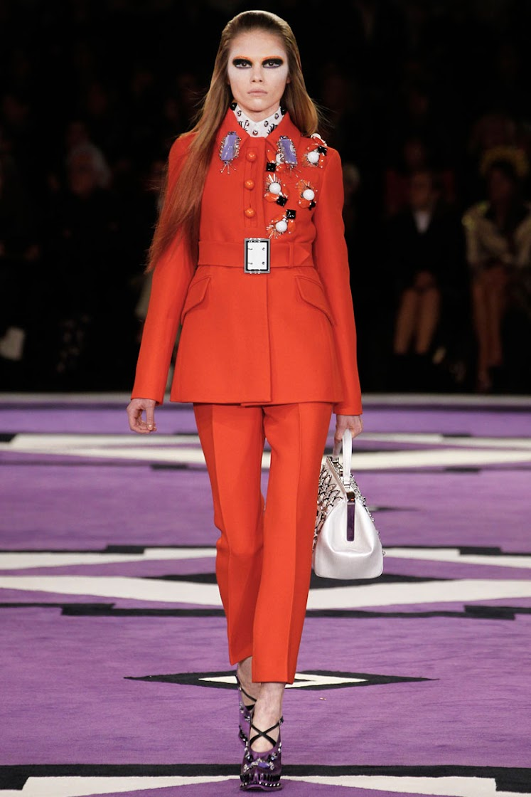 Prada Autumn/winter 2012/13 Women's Collection