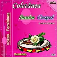 Vários Artistas - Coletânea Samba Gospel - Vol.3 Vozes Femininas 2011