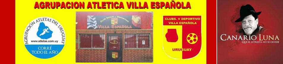 Atletismo Villa Española