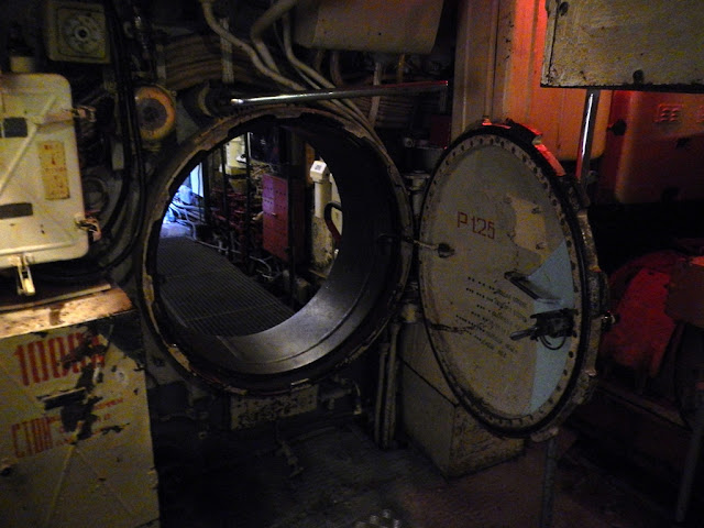 U-480 Foxtrot Zeebrugge hole