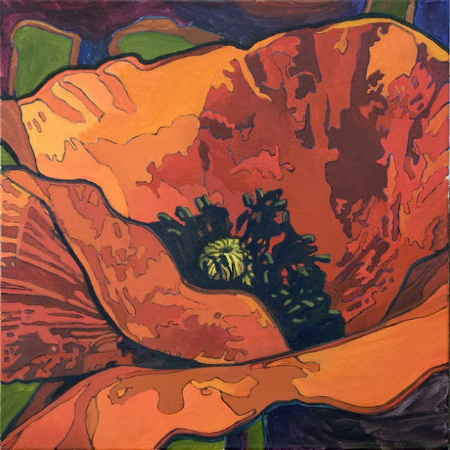 Impressionist Paintings By Jan Schmuckal