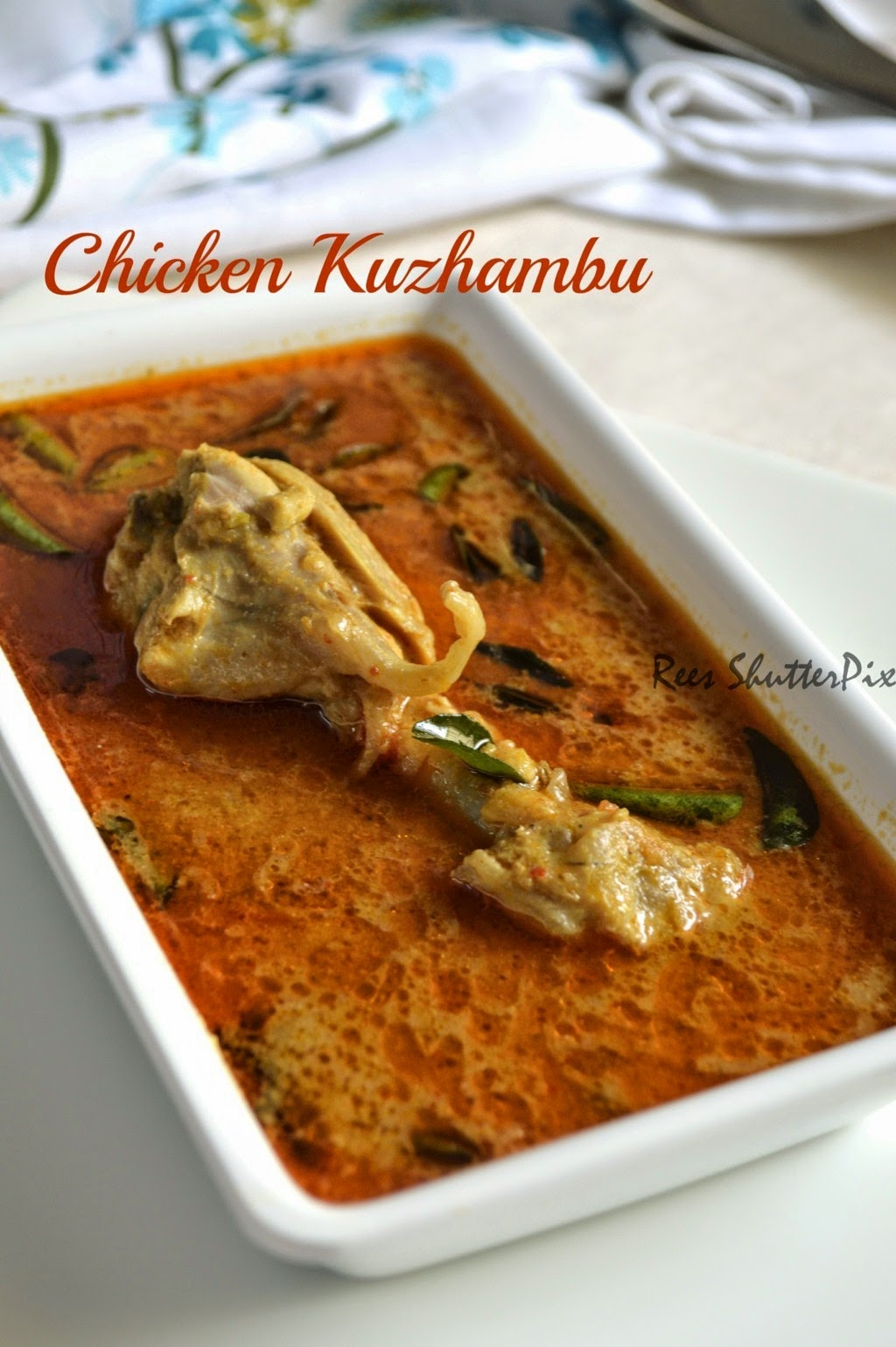 step by step chicken kuzhambu recipe