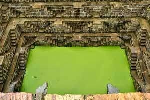 Chand Baori, Sebuah Sumur Kuno Terbesar di Dunia
