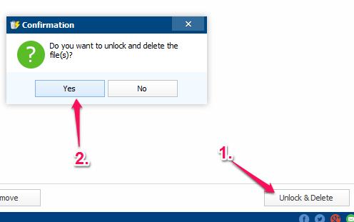 تحميل برنامج Wise Force Deleter لحذف الملفات الصعب حذفها مجانا