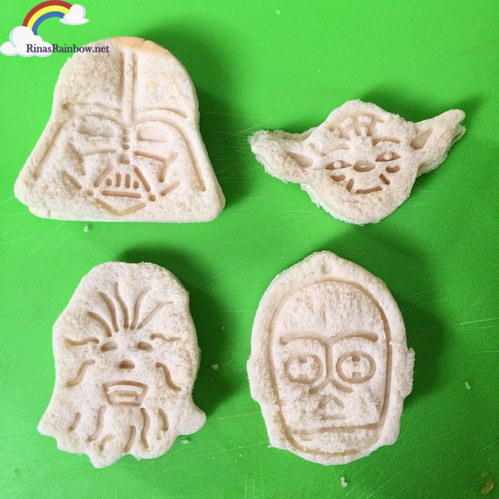star wars sandwich