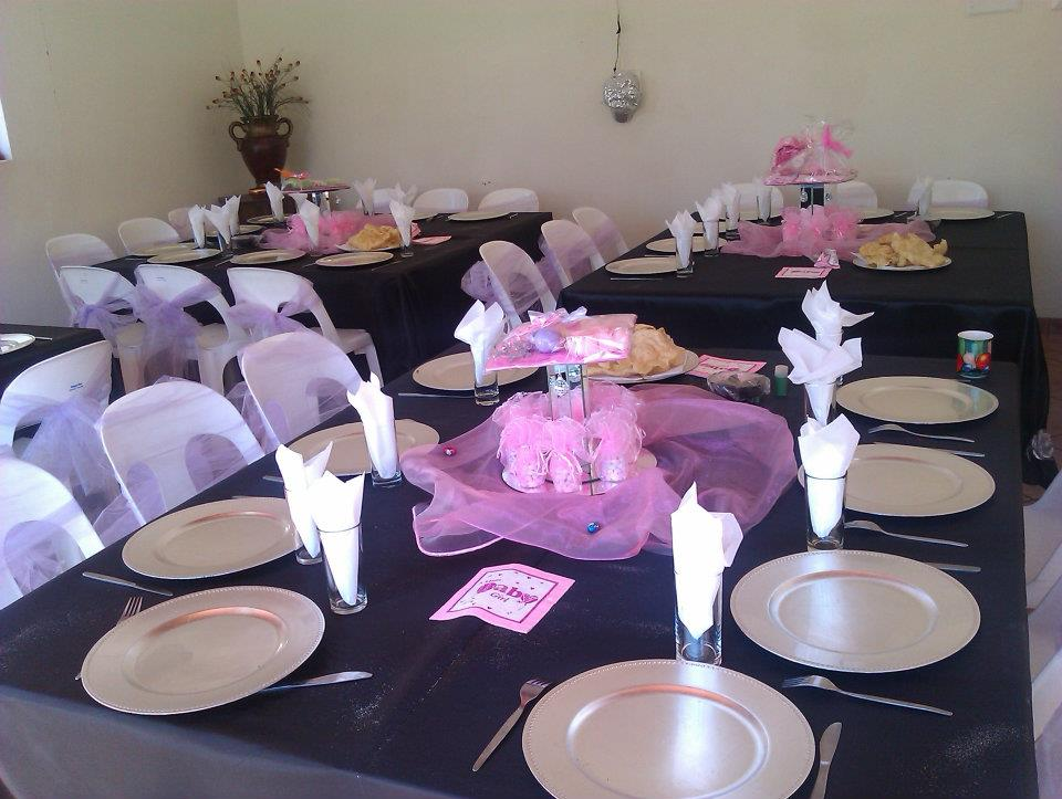 Baby Shower Gifts Johannesburg ~ Venue and halaal catering for all functions wedding