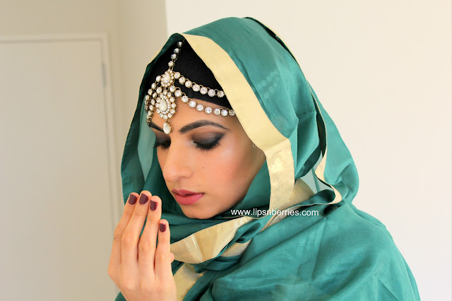 Easy Eid Makeup