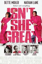 Film à theme medical - medecine - Isn't She Great? (Fr: Isn't She Great?)