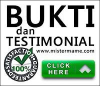 Bukti dan Testimonial Mr.Mame Online Shop