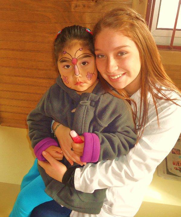 Valoración a comunidad de Hualpén