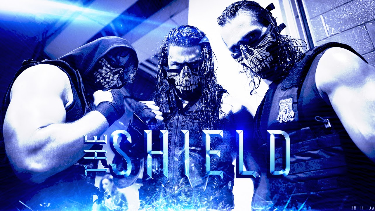 the sheild hd wallpapers wwe wallpapers free