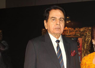actor Dilip Kumar