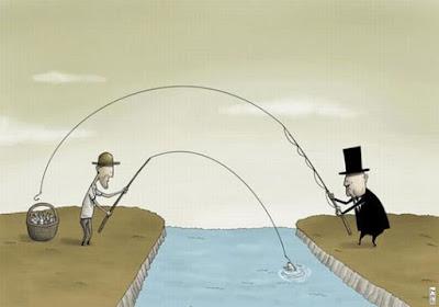 """Polícia Federal pesca peixes graúdos que """"pescavam"""" propinas no Ministério da Pesca"""