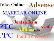 4 Macam jenis bisnis online, Anda pilih mana ?