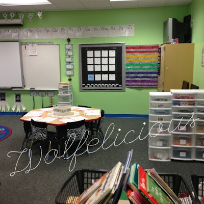 photo of after classroom Wolfelicious