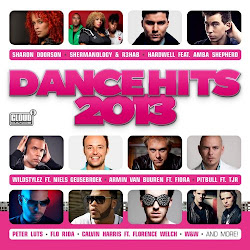 CD Dance Hits 2013