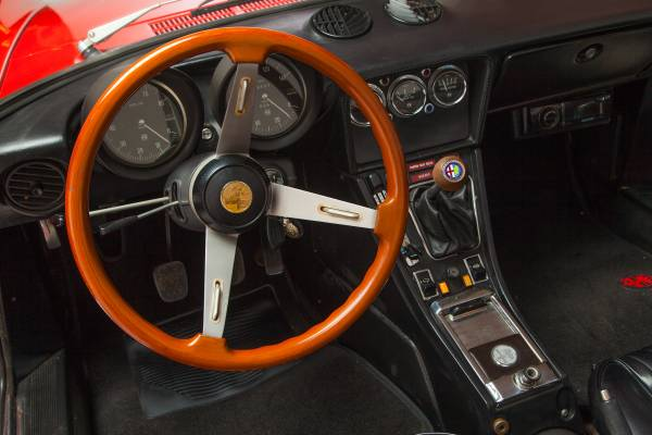 Alfa Romeo Spider Veloce Custom