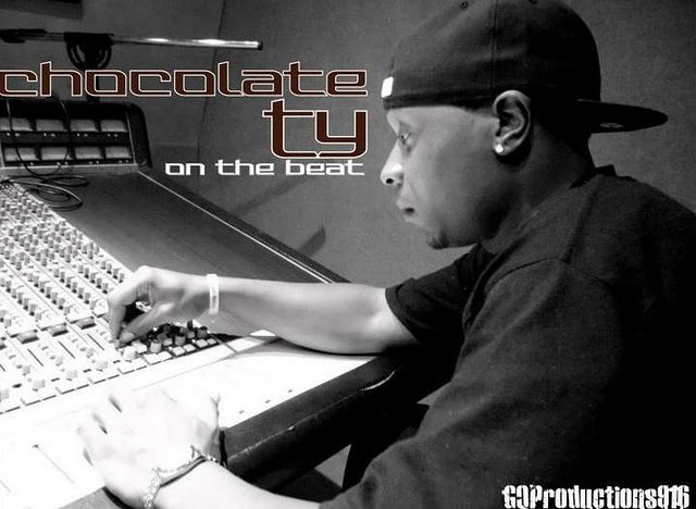Chocolate Ty On Da Beat AKA @ChocolateTyBeat  (MUSIC PRODUCER)