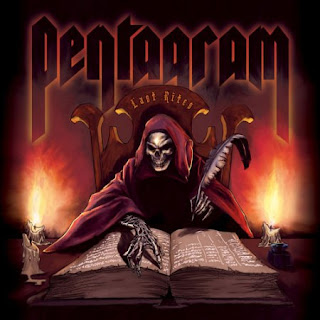 Pentagram - 'Last Rites' CD Review (Metal Blade)