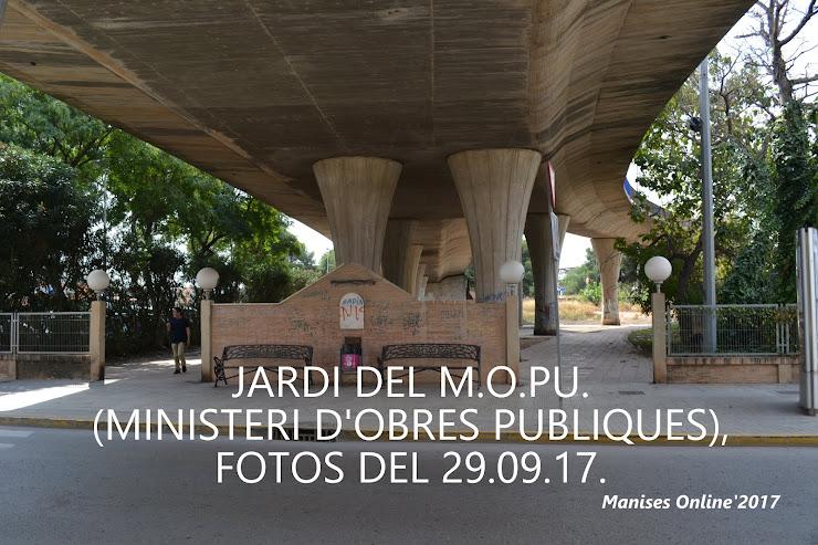 REP 04, EL JARDÍ DEL MOPU