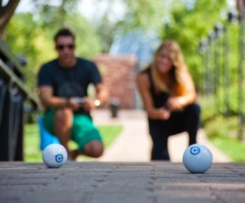 Sphero: Smartphone Controlled Ball