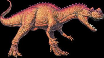 Ceratosaurio: