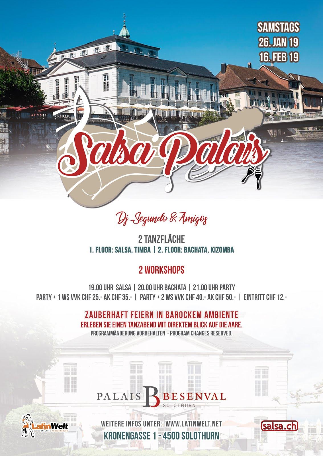 SALSA PALAIS SOLOTHURN
