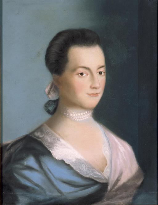 Mrs. Abigail Smith Adams