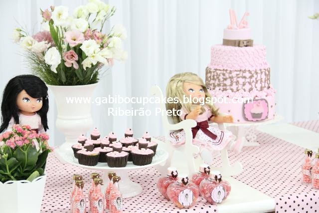 Gabibo cupcakes em ribeir o preto cupcake jolie - Jolie cupcake ...