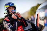 Hayden Paddon Runs for HSWRT at Rally Australia