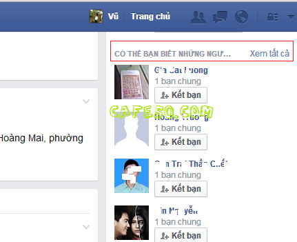 Kết bạn trên Facebook có phải Facebook gợi ý là ta kết?